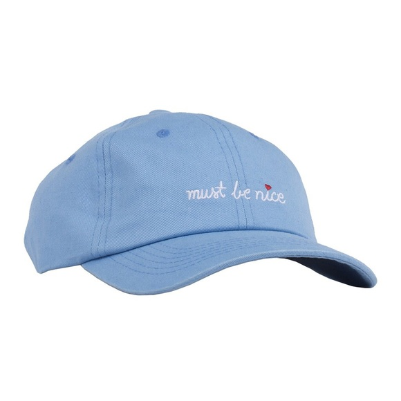 e88e798dbf6 Ripndip  Must Be Nice  baby blue dad hat